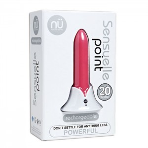 NU SENSUELLE POINT - 20 FUNTION VIBRATING  COD: SM - EC49