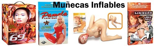 Munecas Inflables